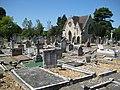 Watford, Vicarage Road Cemetery and Chapel - geograph.org.uk - 1322122.jpg