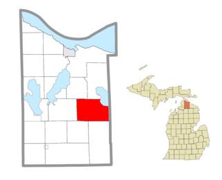 Waverly Township, Cheboygan County, Michigan Civil township in Michigan, United States