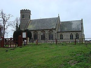 Weeting - Weeting St. Mary