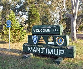 Manjimup, Western Australia - Welcome to Manjimup
