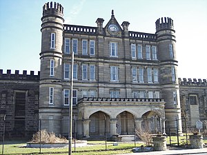 Moundsville, West Virginia - Image: West Virginia State Penitentiary