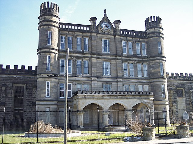 Moundsville Ghost Tours