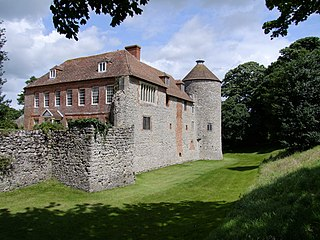 Westenhanger Castle Grade I listed historic house museum in Shepway, United Kingdom