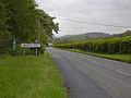 Western approach to Penrhyncoch - geograph.org.uk - 1291264.jpg