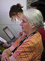 Which Law Applies to Wikipedia session at Wikimania 2014 03.jpg