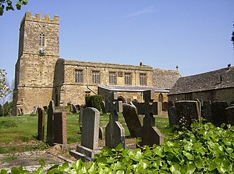 Whichford - Image: Whichford church geograph.org.uk 450313