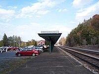 White Sulphur Springs WV Depot - Platform End.jpg