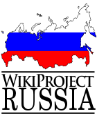 WikiProject Russia.svg