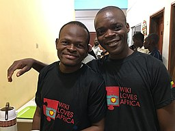 Wiki Loves Africa 2019 Launch Event in Benin 02.jpg