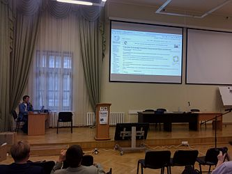 Wikiconference 2014 in Moscow 4.jpg