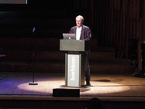 Nigel Shadbolt - Nigel Shadbolt speaking at Wikimania 2014