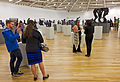 Wikimania 2015 Museo Soumaya reception in Sala 6.jpg