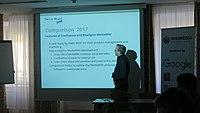 Wikimedia Hackathon 2017 IMG 4316 (34755890615).jpg