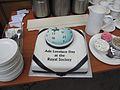 Wikimedia UK Ada Lovelace Day editathon - cake.JPG