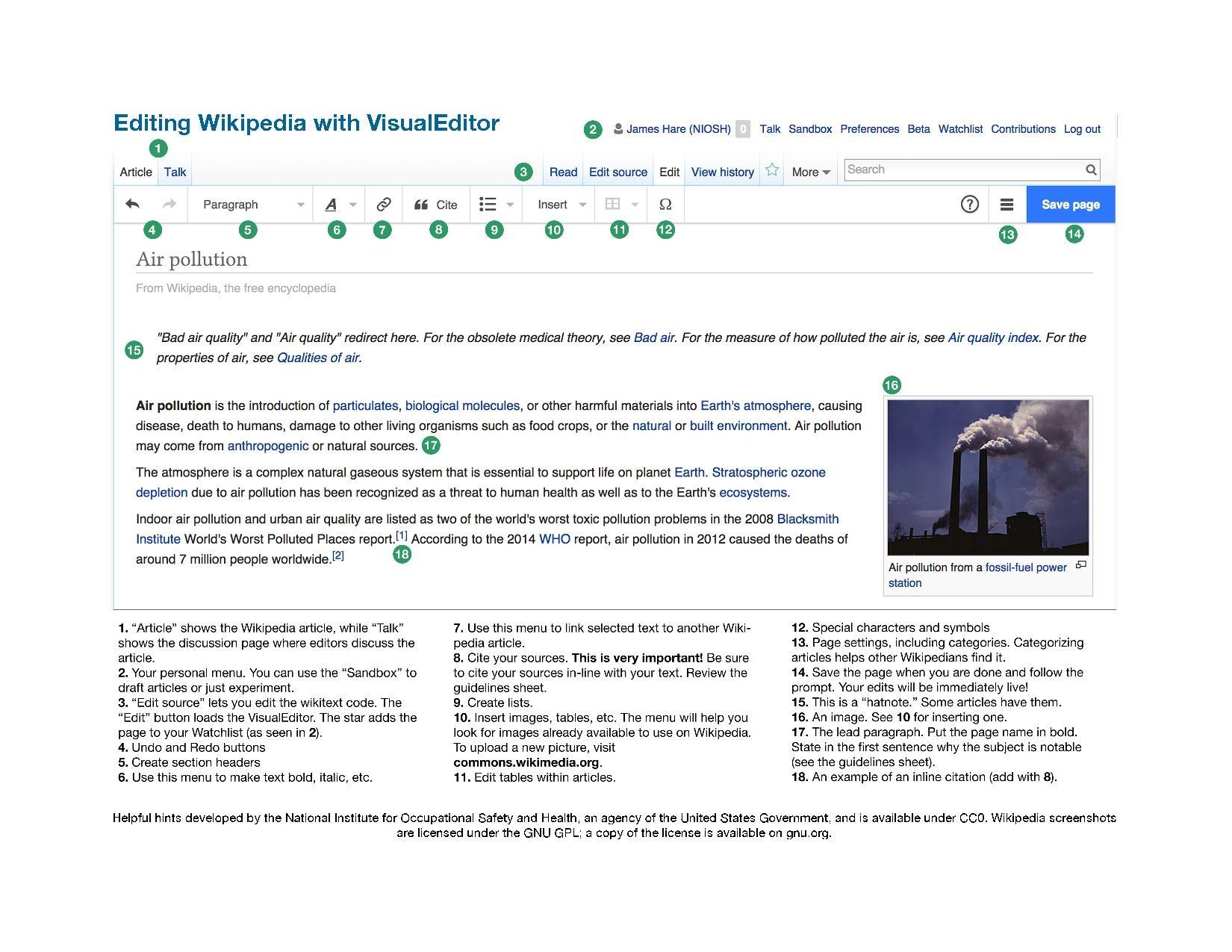Filewikipedia help sheet editing wikipedia with visualeditor filewikipedia help sheet editing wikipedia with visualeditorpdf buycottarizona
