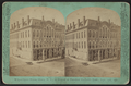 Wilgus Opera House, Ithaca, N.Y., as draped at Pres. Garfield's death, Sept. 19th, 1881, by Eagles, J. D., 1837-1907.png