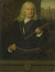 Portrait of Willem van Outhoorn (1635-1720), Governor- general (1691-1704)