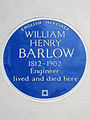William Henry Barlow 1812-1902 Engineer lived and died here.jpg