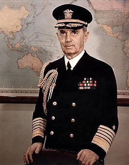 Fleet Admiral William D. Leahy