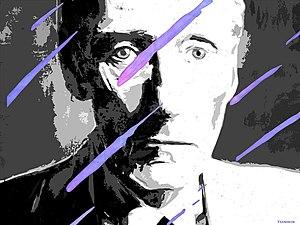 Christiaan Tonnis ~ William S. Burroughs / Vid...