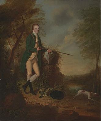 William Williams (artist) - William Williams –  Gilbert McHutchin
