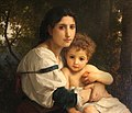 William adolphe bouguereau, riposo, 1879, 02.jpg