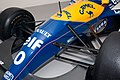 Williams FW15C front suspension Donington Grand Prix Collection.jpg