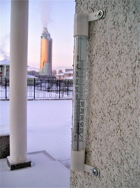 Soubor:Winter in Astana.JPG
