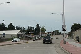 Wisconsin Highway 13 in Medford.jpg
