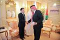 With the Prime Minister of Jordan, d. Fayez Tarawneh in Kuwait,.jpg