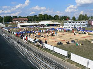 World Logging Championship - The 27-th WLC competition