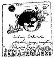 Wojtkiewicz - Zielony Balonik 9 listopada 1907.jpg