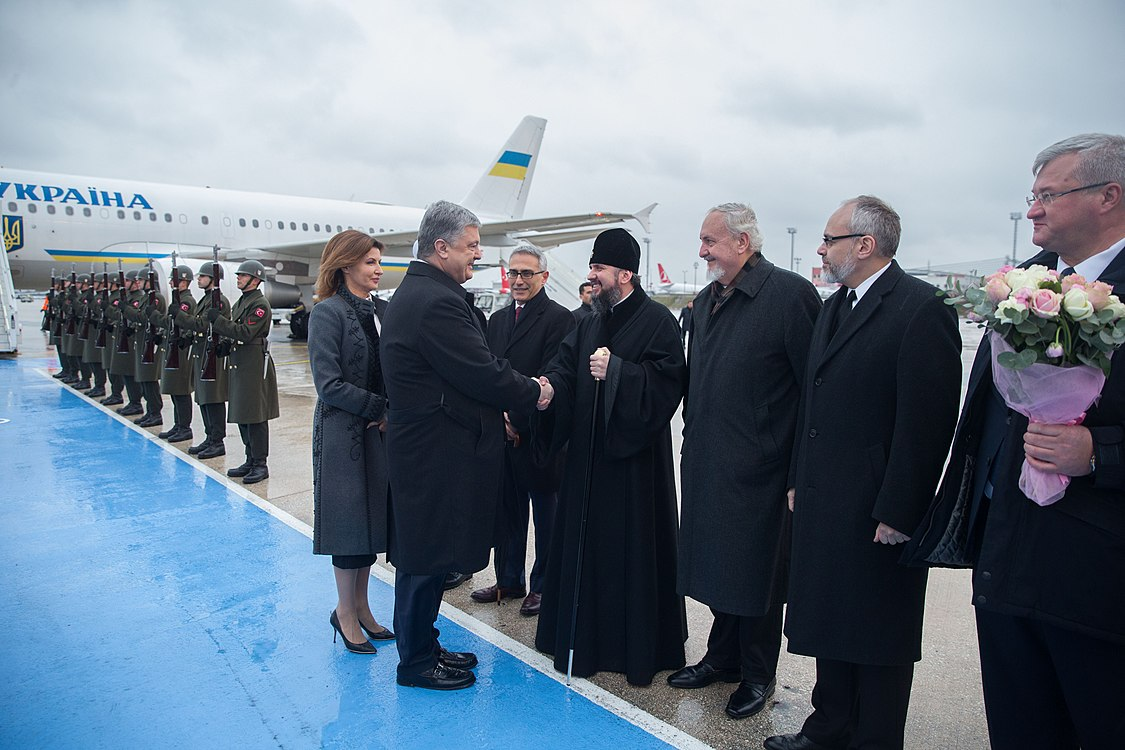 Working visit of the President of Ukraine Petro Poroshenko to the Turkish Republic (2019-01-05) 05.jpg