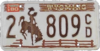 Wyoming license plate, 1980.png