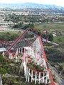 X2 and Viper at Six Flags Magic Mountain 1.jpg