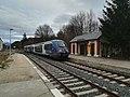 X73500 en gare de Clelles-Mens attendant pour repartir vers Grenoble.jpg