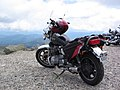 XS1100SH at top of Mt Washington.JPG