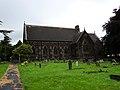 Y Drindod Sanctaidd, Holy Trinity, Rhostyllen 17.jpg