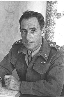 יעקב פרי, דצמבר 1952