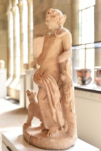 Hellenistic period - Hellenistic period. Dionysus sculpture from the Ancient Art Collection at Yale.