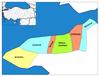 Districts of Yalova