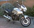 Yamaha TDM Twin 900 Motorbike GD Front, jjron, 5.09.2009.jpg