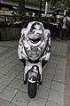 Yamaha itansha of Unbreakable Machine-Doll 20151025b.jpg