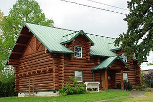 Lafayette, Oregon - Yamhill County Museum