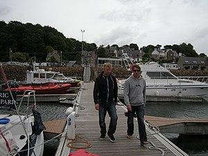 Yann Elies Figaro 2012.JPG