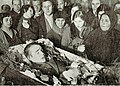Yesenin in coffin.jpg