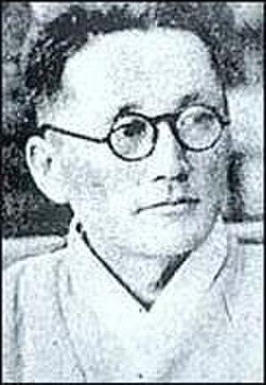 Yi Kwang-su - Yi Kwang-su