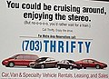You could be stuck in traffic, enjoying the stereo (3722656).jpg