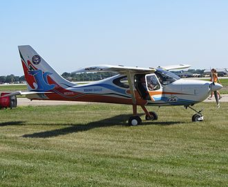 Young Eagles - A GlaStar built for Young Eagles flights