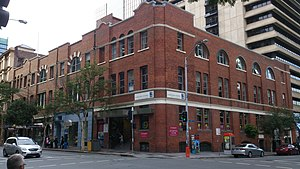 Youngs Building - Youngs Building in June 2015